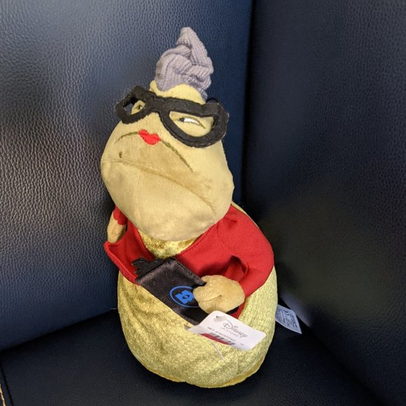Disney Store Exclusive Monsters Inc ROZ Slug Plush